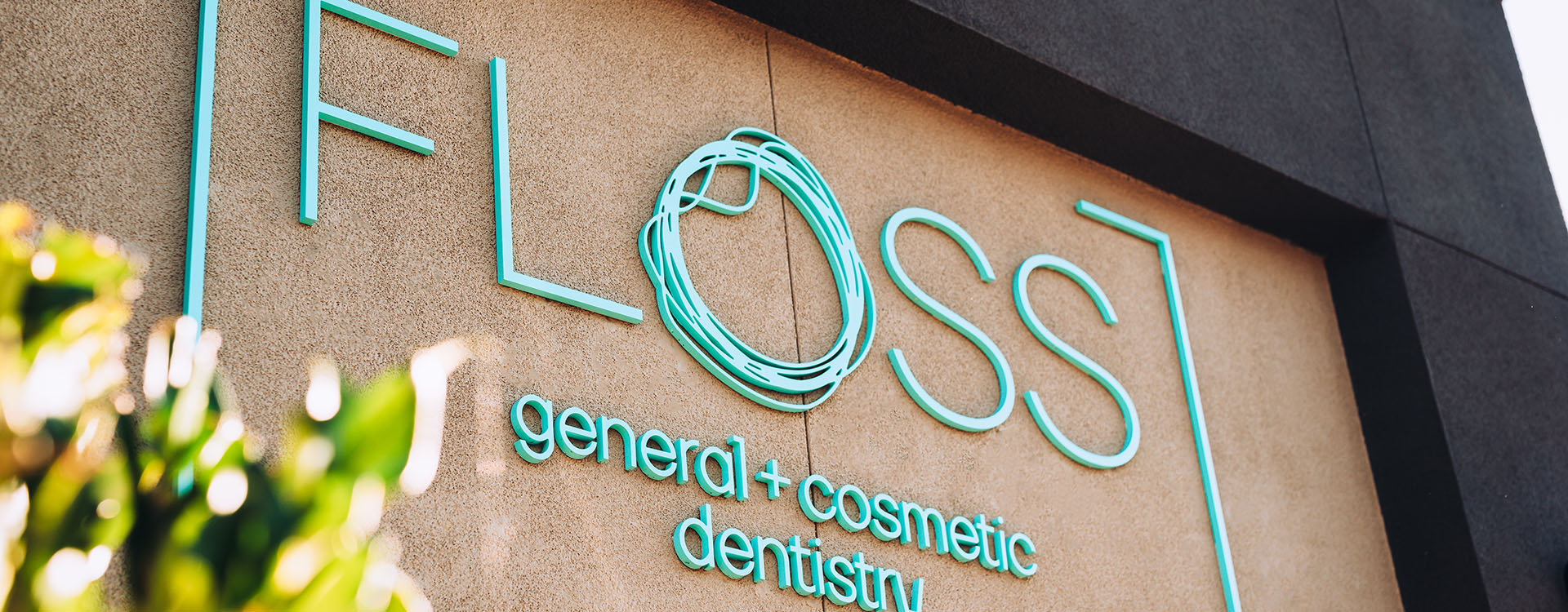 Exterior of Family & Cosmetic Dentist Office in Seattle