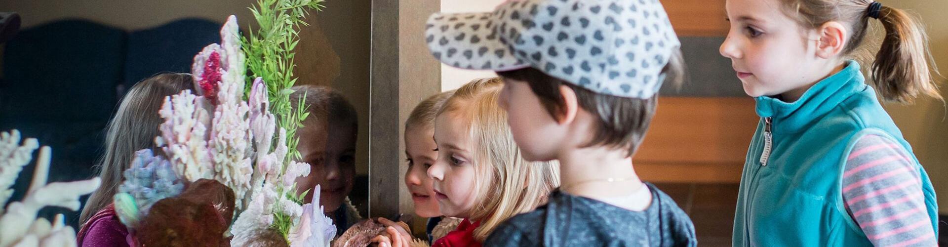 Children in Dental Office Lobby in Seattle