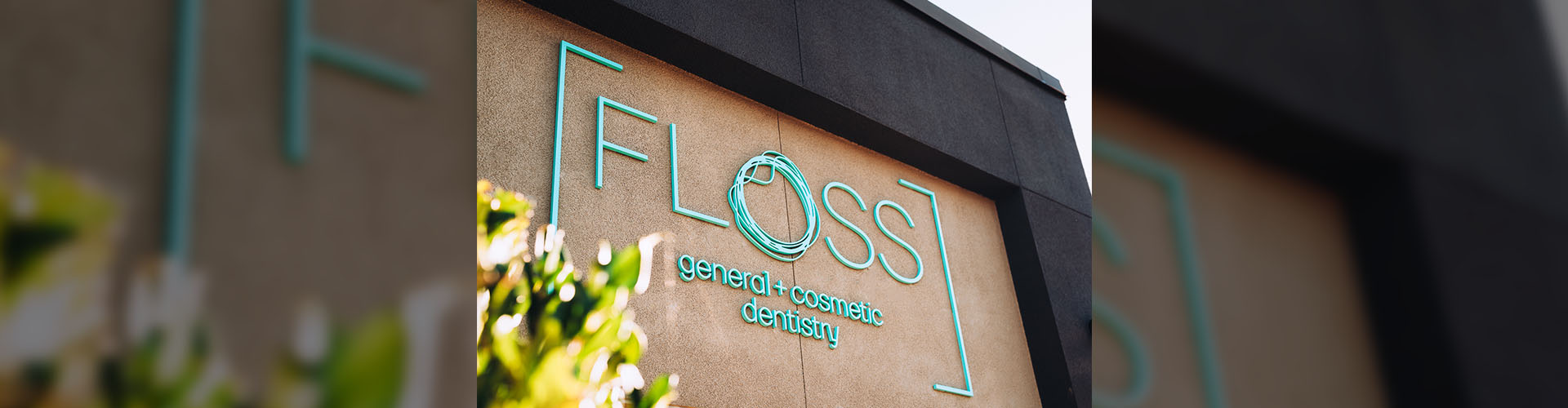 Exterior of Floss Dentistry in Seattle