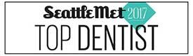 Seattle Met 2017 Top Dentist Award