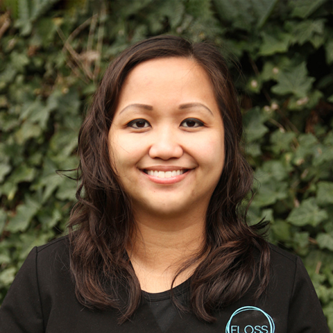 Dental Hygienist Kat at Floss in Seattle